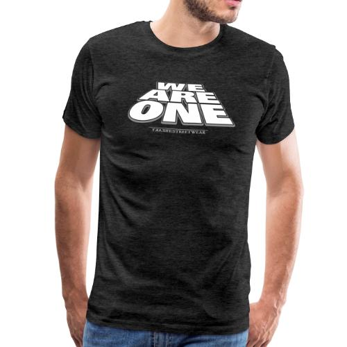 We are One2 - Männer Premium T-Shirt