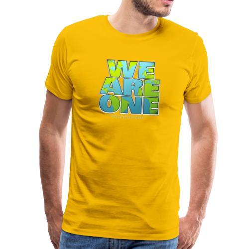 We are One - Männer Premium T-Shirt