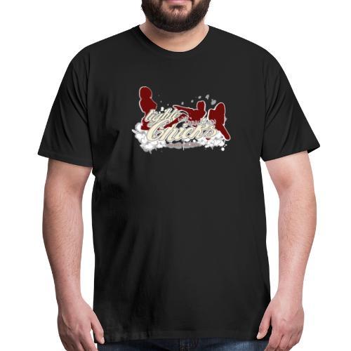 wir brauchen tighte chicks - Männer Premium T-Shirt
