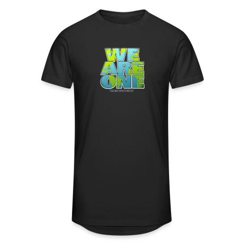We are One - Männer Urban Longshirt