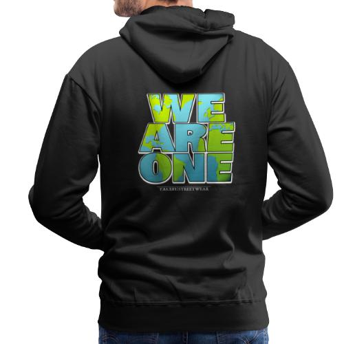 We are One - Männer Premium Hoodie