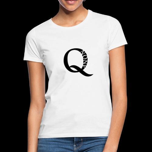 Q-Anon Frauen T-Shirt - Frauen T-Shirt