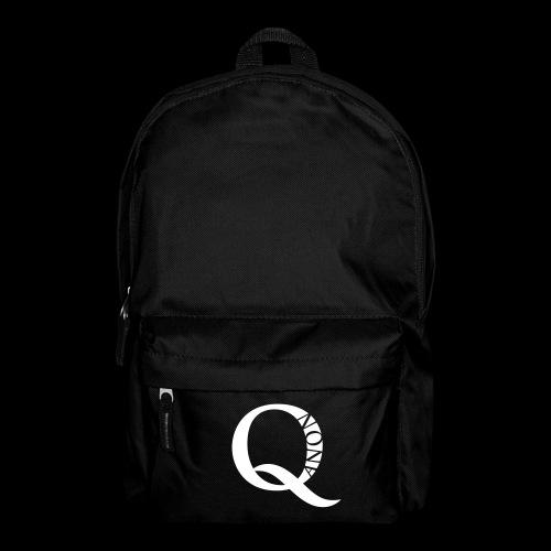 Q-Anon Rucksack - Rucksack