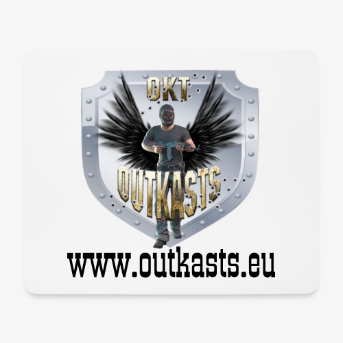 OutKasts.EU PUBG Mouse Pad (horizontal) - Mouse Pad (horizontal)