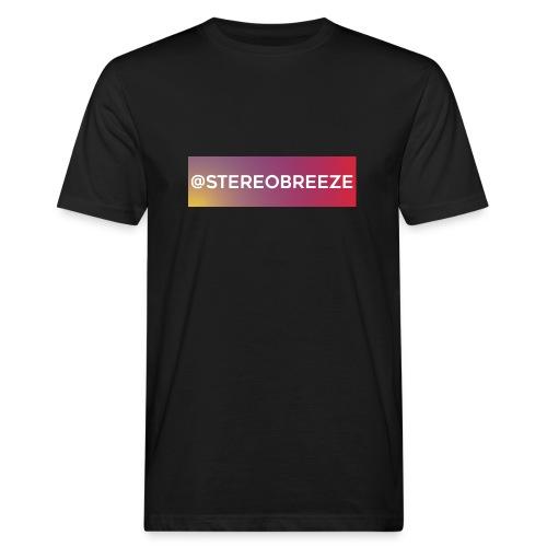 @stereobreeze Men's Organic T-shirt - Men's Organic T-Shirt