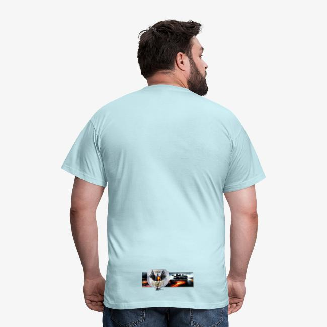 OutKasts.EU PUBG Men's T-Shirt