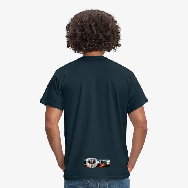 OutKasts.EU Grenade Side Men's T-Shirt