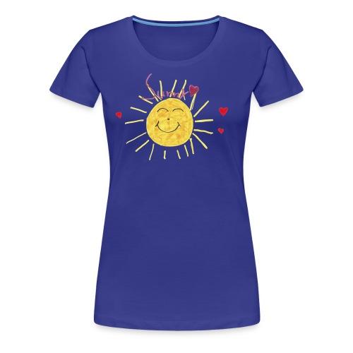Sunny - Frauen Premium T-Shirt