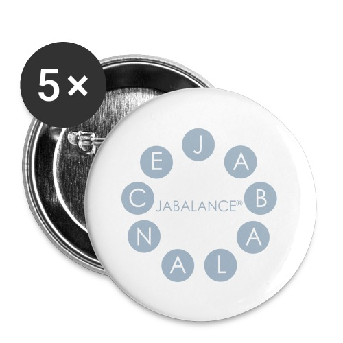 JABALANCE Button 25 mm - Buttons klein 25 mm