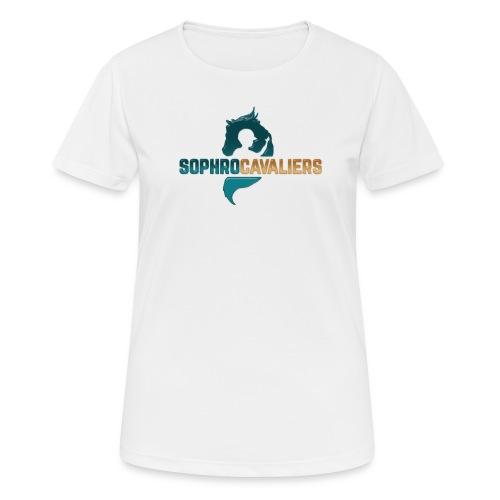 T Shirt FEMME Sport plus - T-shirt respirant Femme