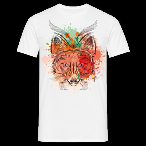 Fuchs 2 - Männer T-Shirt