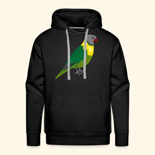Papagei zum Mitnehmen - Männer Premium Hoodie