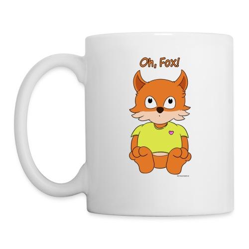 Oh, Fox! Mug - Mug