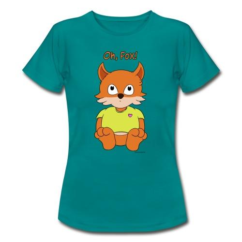 Oh, Fox! Women's T-shirt - Women's T-Shirt