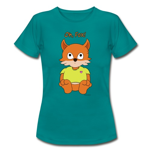 Oh, Fox! Women's T-shirt - Women's T-Shirt