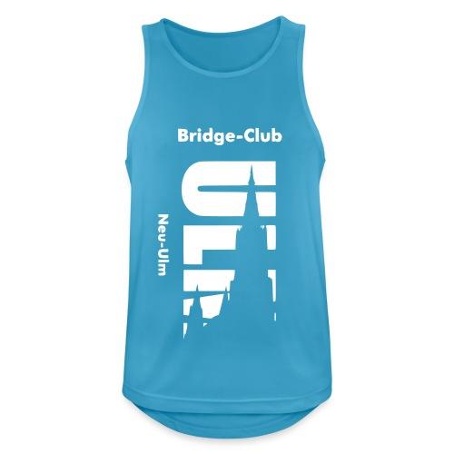 Bridgeclub - Männer Tank Top atmungsaktiv