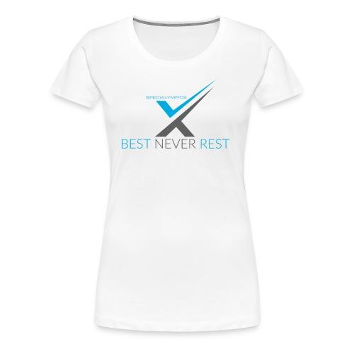 Specialympics XV Frauenshirt - Frauen Premium T-Shirt