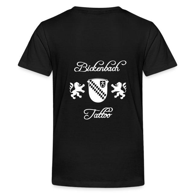 Premium Teenager T-Shirt Bickenbach Tattoo