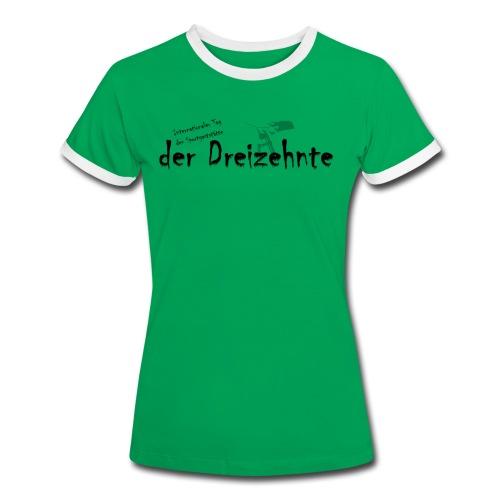 itsg 2018 mädels - Frauen Kontrast-T-Shirt