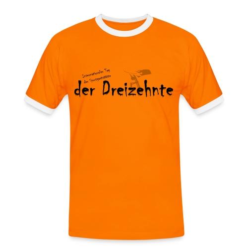 itsg 2018 jungs - Männer Kontrast-T-Shirt