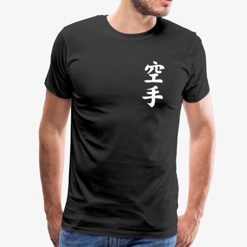 Koszulka męska Premium Karate - Koszulka męska Premium