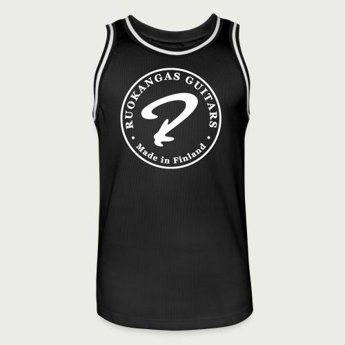 Men's tanktop - Men's Basketball Jersey