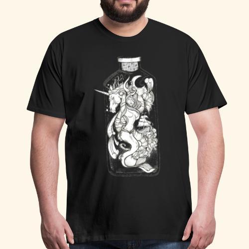 bei Laurelei 01 M - Mannen Premium T-shirt