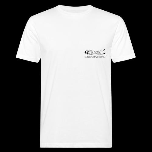 hybrid0001 eco - T-shirt ecologica da uomo