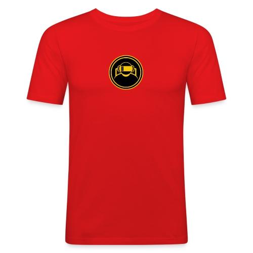 Slim Fit T! 2018 Logo! - Men's Slim Fit T-Shirt