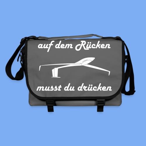 Modellflieger Segelflieger Geschenk Kunstflug Tasche - Shoulder Bag