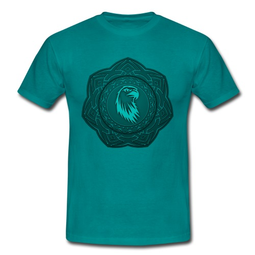 Symbole aigle tribal - T-shirt Homme