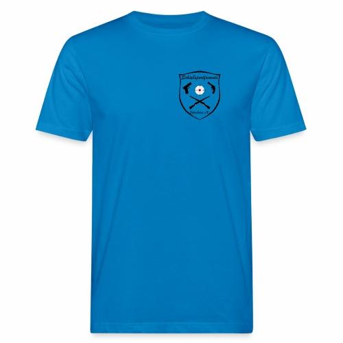 Herren Bio T-Shirt Logo dunkel - Männer Bio-T-Shirt