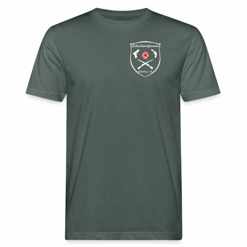 Herren Bio Shirt Logo hell - Männer Bio-T-Shirt
