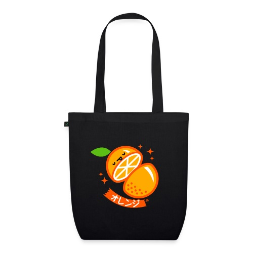 Orange - EarthPositive Tote Bag