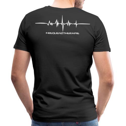Frequenztherapie - Männer Premium T-Shirt
