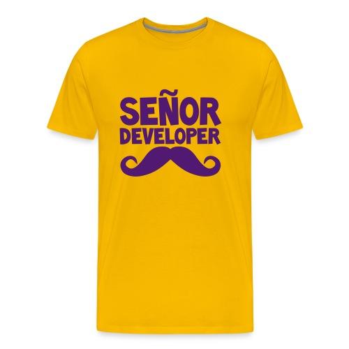 The Nilsson - Men's Premium T-Shirt