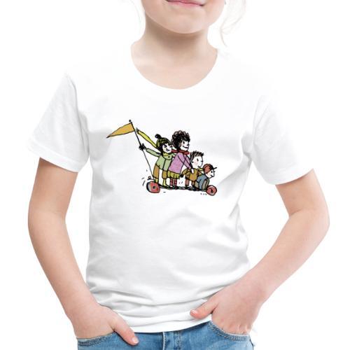 Kindergarten - Kinder Premium T-Shirt