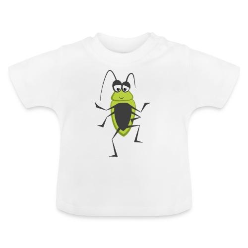 Wanze (Auf der Mauer, auf der Lauer) / Sing Kinderlieder - Baby T-Shirt