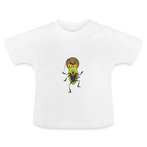 Wanze (Disco) / Auf der Mauer, auf der Lauer / Sing Kinderlieder - Baby T-Shirt