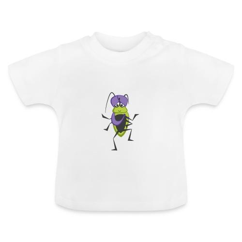 Wanze (Guru) / Auf der Mauer, auf der Lauer / Sing Kinderlieder - Baby T-Shirt