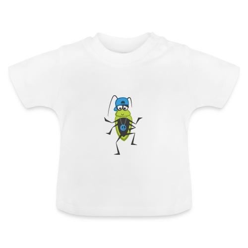 Wanze (Hip Hop) / Auf der Mauer, auf der Lauer / Sing Kinderlieder - Baby T-Shirt