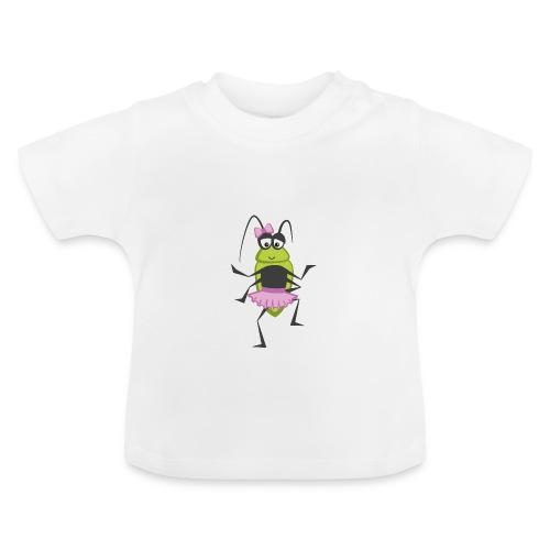 Wanze (Ballett) / Auf der Mauer, auf der Lauer / Sing Kinderlieder - Baby T-Shirt