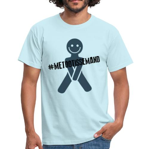 Intact #MeTooTissemand HERRE T-Shirt SORT TEKST - Herre-T-shirt