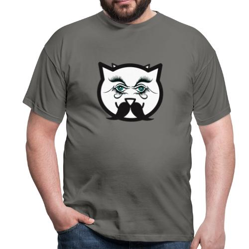 Hipster Cat Boy by T-shirt chic et choc - T-shirt Homme