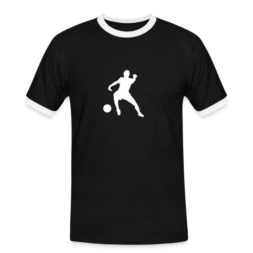 Soccer Fan - Mannen contrastshirt