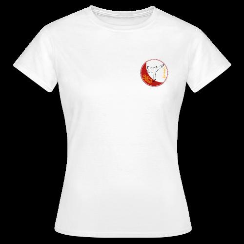 T-Shirt Pilates K Blanc - Femme - T-shirt Femme