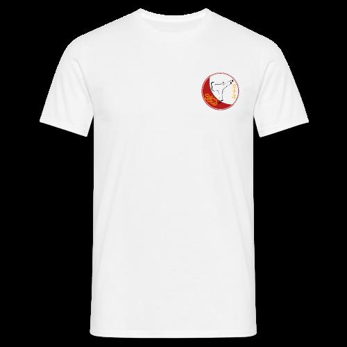 T-Shirt Pilates K Blanc - Homme - T-shirt Homme