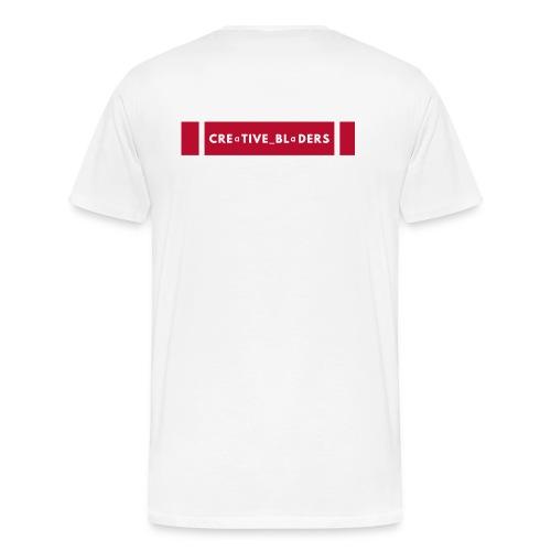 Shirt men - Mannen Premium T-shirt