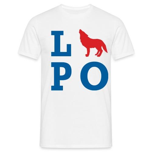 LUPO - Männer T-Shirt