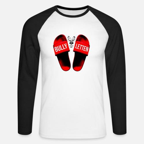 Bullyletten - Männer Baseballshirt langarm